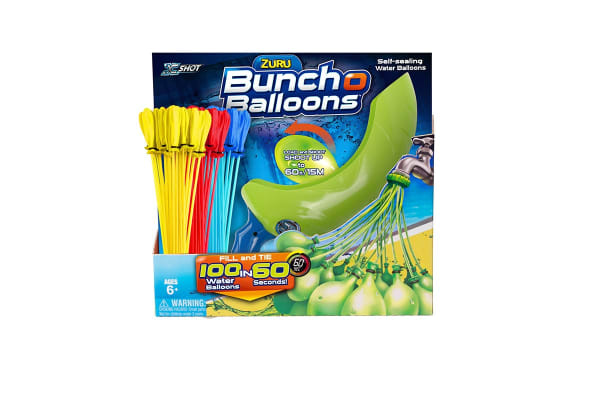 Zuru Bunch O Balloons Launcher with 100 Balloons