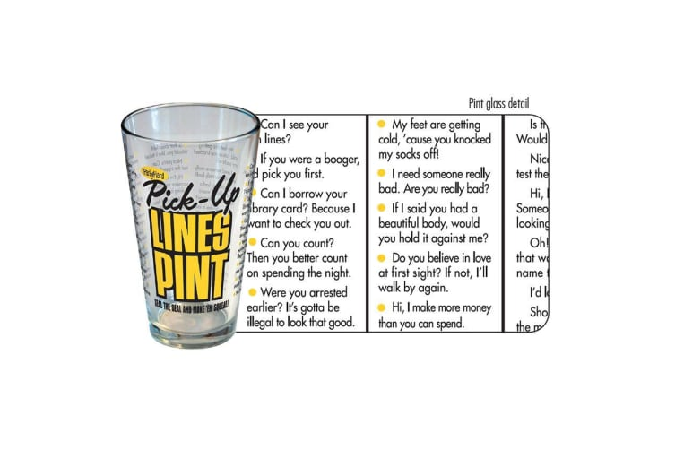 iPartyHard - Pick-Up Lines Pint