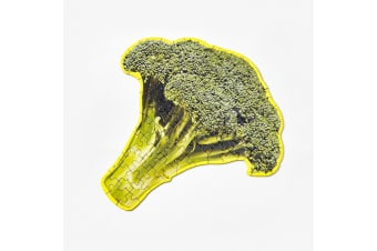 Little Puzzle Thing Food Jigsaw Puzzle 20cm | 3 Varieties! - Broccoli