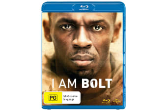 I Am Bolt Blu-ray Region B