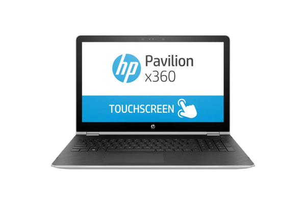 "HP 15.6"" Pavilion X360 Core i5-7200U 8GB RAM 256GB SSD Convertible Notebook (15-BR021TX)"