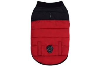 Canada Pooch Summit Stretch Dog Vest (Red)