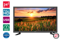 "Refurbished Kogan 24"" Full HD LED TV (Series 7 QF7000)"