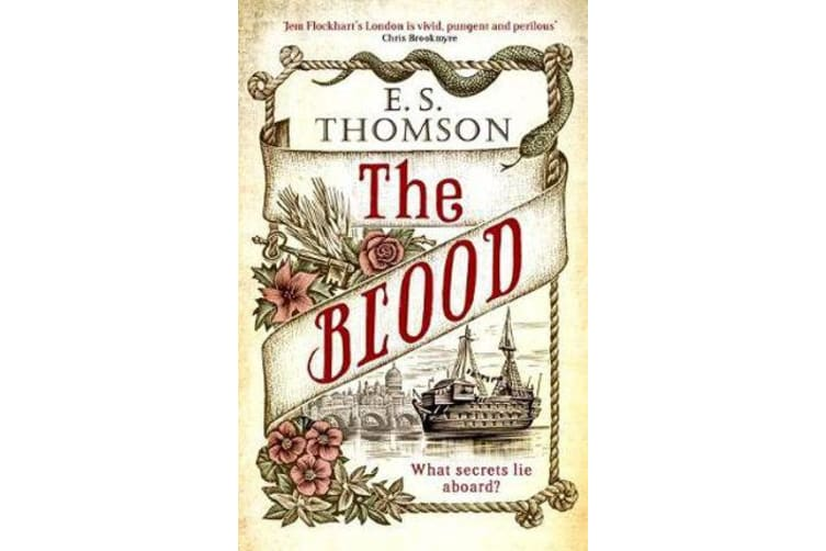 The Blood - What secrets lie aboard?