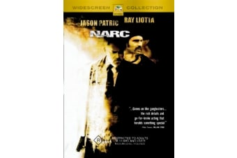 Narc - Rare- Aus Stock DVD PREOWNED: DISC LIKE NEW