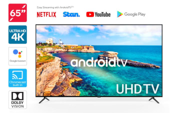"Kogan 65"" Smart HDR 4K UHD LED TV Android TV™ (Series 9, XU9210)"