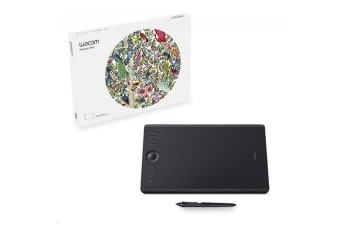 Wacom Intuos Pro Medium with Wacom Pro Pen 2 technology