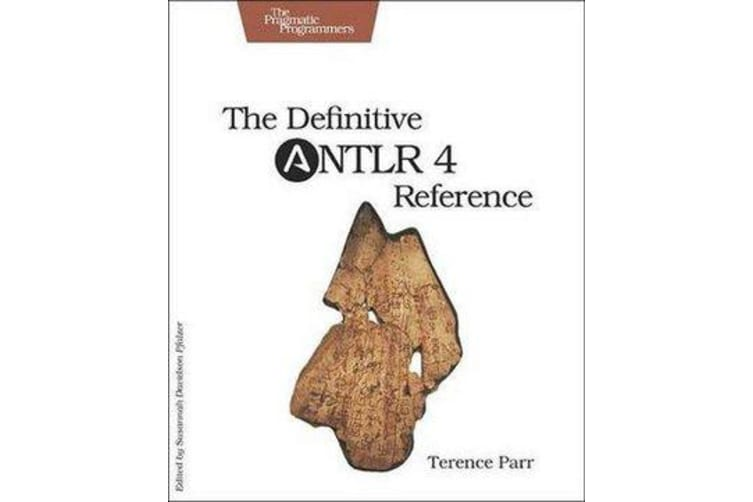 Definitive ANTLR 4 Reference