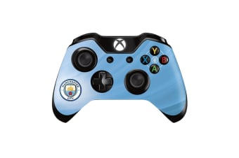 Manchester City FC Xbox One Controller Skin (Blue)
