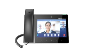 Grandstream GXV3380  GXV3380 Android 8inch LCD Touchscreen VoIP Phone