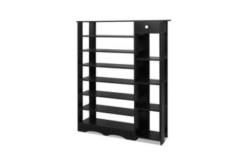 Artiss 11 Tier Shoe Shelf (Black)