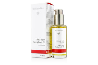Dr. Hauschka Blackthorn Toning Body Oil - Warms & Fortifies 75ml