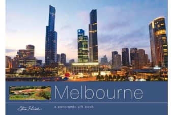 Australian Heart - Melbourne Book