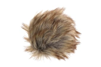 Regatta Great Outdoors Womens/Ladies Mix And Match Pom Pom (Natural) (One Size)
