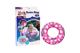 Wahu Nippas Swim Ring in Pink