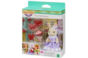 Sylvanian Families Flower Gifts Playset
