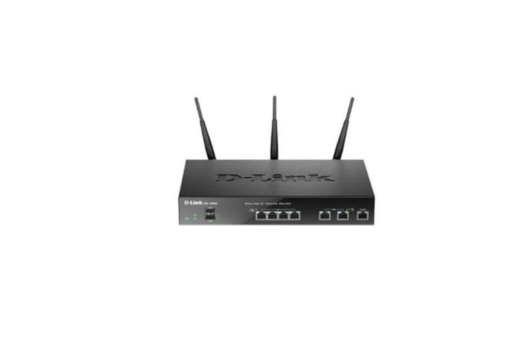 D link Dsr 1000Ac Wireless Ac1750 Unified Services Vpn Router