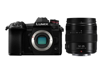 Panasonic Lumix G9 with 12-35mm f/2.8 Lens