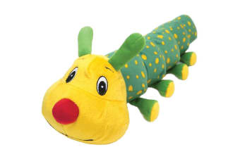 Rosewood Chubleez Dog Toy (Colin Caterpillar) (One Size)