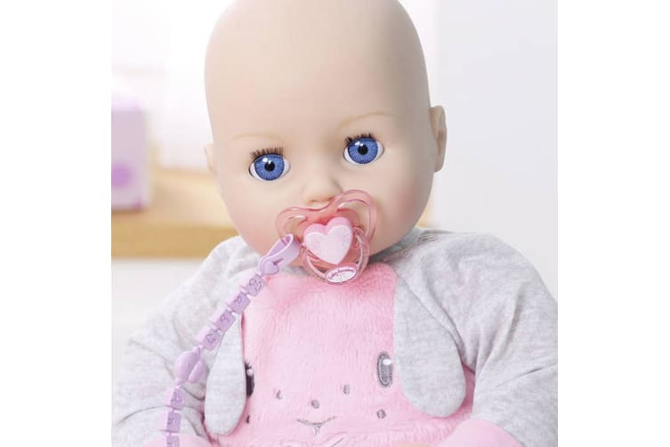 Baby Annabell Basic Accessories Dummy with Clip