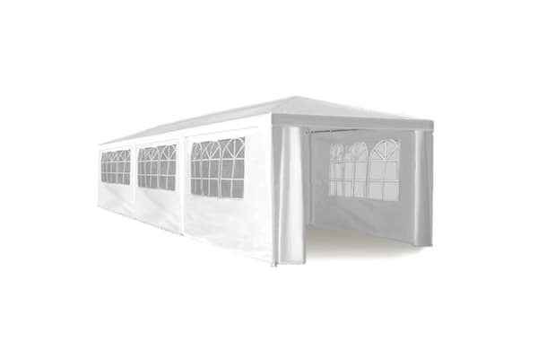 Wallaroo 4x8 Outdoor Event Marquee - White