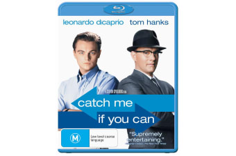 Catch Me If You Can Blu-ray Region B