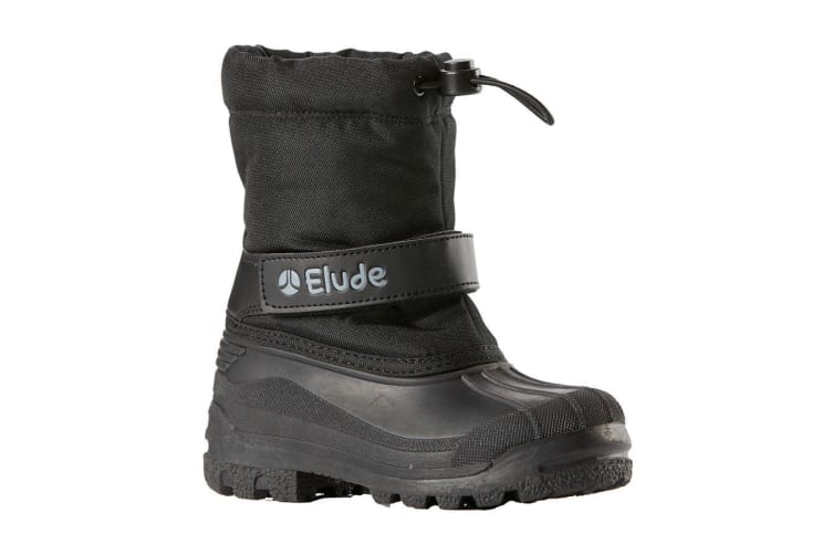 Elude Girl's Snow Kids Snow Play Boots Size 4