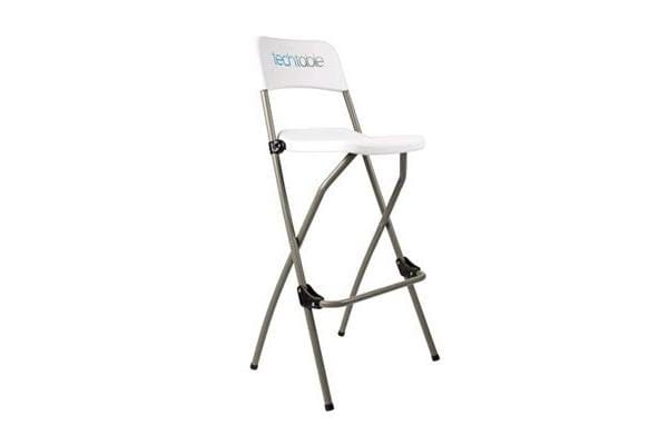 TECHTABLE TIA-TC-001 Collapsible Chair.