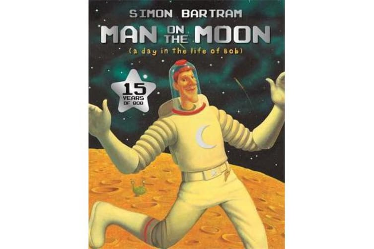 Man on the Moon - a day in the life of Bob
