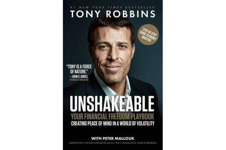 Unshakeable - Your Financial Freedom Playbook