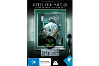Into the Abyss A Tale of Death, A Tale of Life - Series Region All DVD NEW