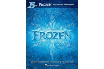 Frozen - Music From The Motion Picture Series - Beginning Piano Solo Songbook