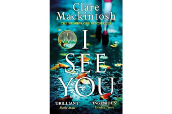 I See You - The Number One Sunday Times Bestseller