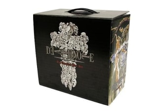 Death Note Box Set (Vol.s 1-13) - Volumes 1 - 13