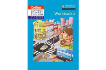 International Primary English as a Second Language Workbook Stage 3
