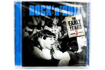 Rock 'n' Roll Early Years BRAND NEW SEALED MUSIC ALBUM CD - AU STOCK