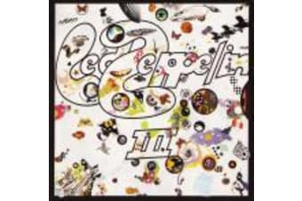 Led Zeppelin ‎– Led Zeppelin III PRE-OWNED CD: DISC EXCELLENT