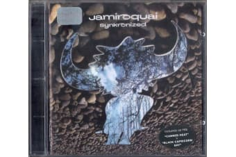 Jamiroquai – Synkronized PRE-OWNED CD: DISC EXCELLENT