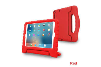 Kids Heavy Duty Shock Proof Case Cover for iPad 6th 9.7'' Inch 2018-Red