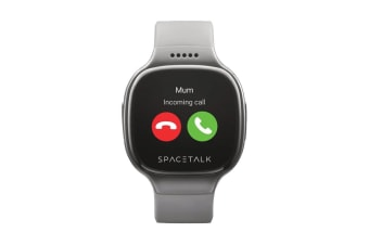 SPACETALK Kids Smartwatch with Phone and GPS (Grey)
