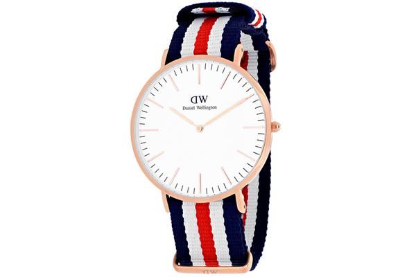 Daniel Wellington Men's Classic Canterbury (DW00100002)
