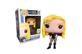 Green Arrow Black Canary ECCC 2019 US Exclusive Pop! Vinyl