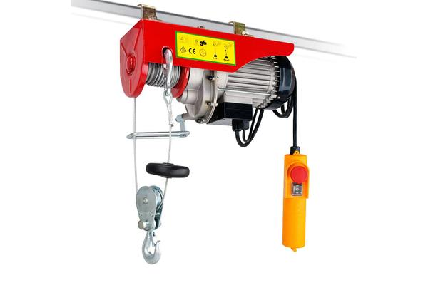510w 125/250KG Electric Hoist 240V