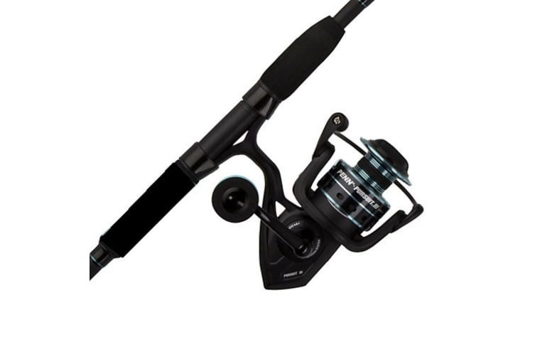 7ft Penn Pursuit III Lady's Edition 702ML 3-6kg Fishing Rod and Reel Combo -2 Pce Spin Combo