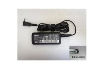 ASUS OEM Notebook Power Adapter/Charger 19V 1.75A 33W (4.0x1.3mm) For Vivobook S200  S202 X201 X200