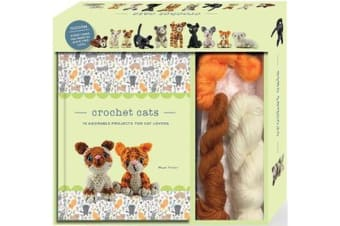 Crochet Cats - 10 Adorable Projects for Cat Lovers