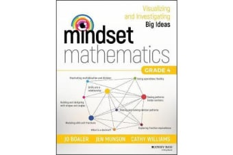 Mindset Mathematics - Visualizing and Investigating Big Ideas, Grade 4
