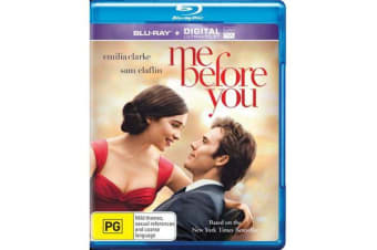 Me Before You (Blu-ray/UV)