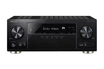 Pioneer 135W 7.2 Channel Network AV Receiver with Bluetooth (VSX933)