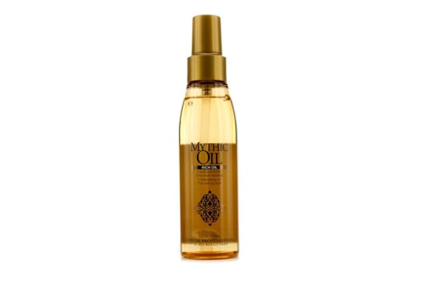 L'Oreal Mythic Oil Rich Oil Controlling Oil (For Unruly Hair) (125ml/4.2oz)